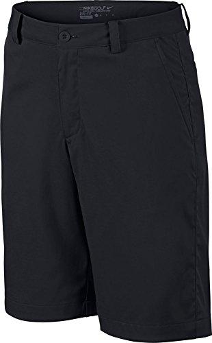 Nike Kinder Shorts Boys 'Flat Front Short M schwarz/grau