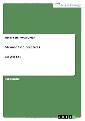 Memoria de prácticas: CAP