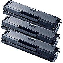 3 x toner samsung mlt-d111s alta capacita' toner compatibile per samsung xpress m2020, m2020w, m2022, m2022w, m2026, m2026w, m2070, m2070f, m2070fw, m2070w. durata alta capacita' xxl - compatibile con tutte le versione software, di universocartuccia® (3)