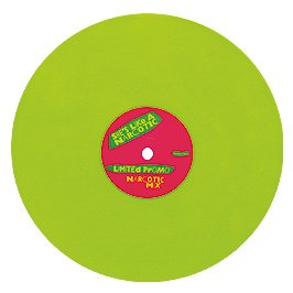 Elvis Costello / She's Like A Narcotic (Neon Green Vinyl)