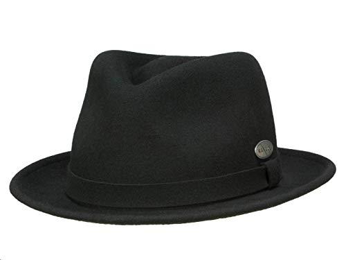 Kangol Homme Chapeau Trilby LiteFelt Hiro Trilby noir