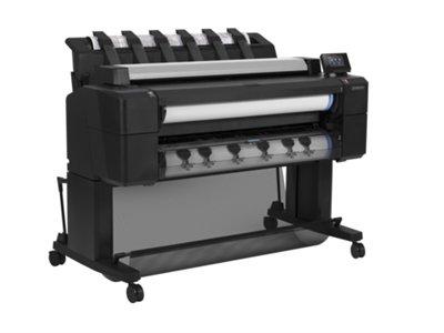 HP Designjet T2530 - Impresora gran formato HP-GL/2