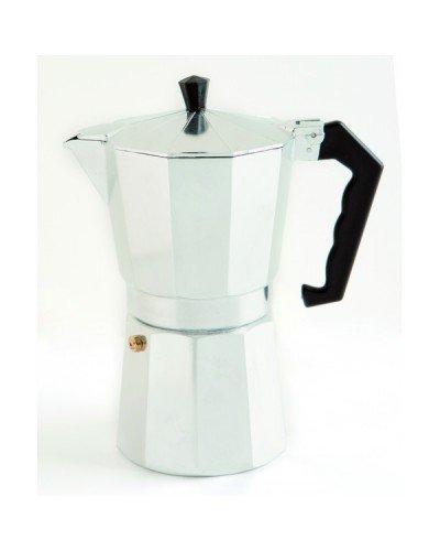 Cafetera Cuperinox de Aluminio (9 tazas)