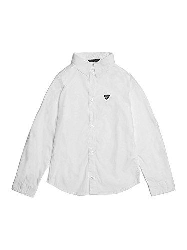 Guess L81H14W7RY0 Camicia Bambino Bianco 12A
