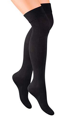 Ateena Medias sobre la rodilla para mujer
