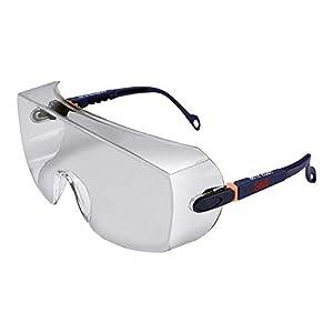 31q3oRYp1EL. SS300  - 3M Classic Line Over Gafas de seguridad Óptica Clase 1 Resistente al Impacto Integral Protector de Cejas Ref 2800 CLO