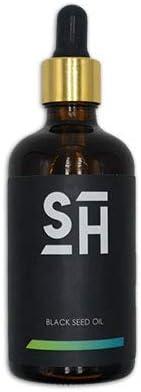 Speaking Herbs Cold Pressed Extra Virgin Black Seed/Kalonji Oil, 100 Ml
