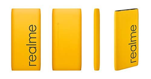 Realme 10000mAH Power Bank (Yellow) Image 6