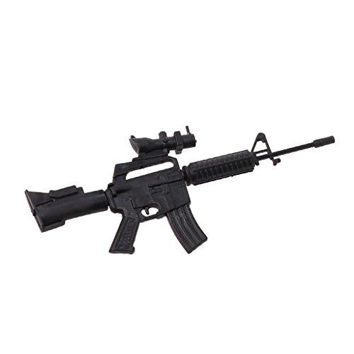Freshsell Mini-Submachine Waffenpistolen Kapsel Spielzeug DIY Zusammenbau Sets Modell-Kollektion Geschenk -