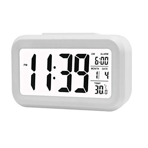 VGROUND Reloj Alarma Digital Reloj Despertador Digital