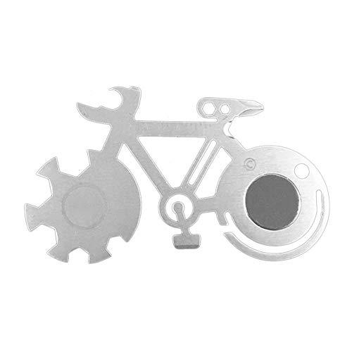 Alian Einstellschlüssel für Fahrrad, Schrauben, Reparaturwerkzeug, Werkzeug für Camping, Werkzeug im Freien, Mehrzweck, Reparatur von Fahrrädern
