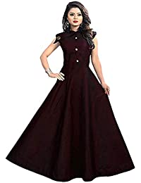7408f93eb57f Browns Women s Ethnic Gowns  Buy Browns Women s Ethnic Gowns online ...