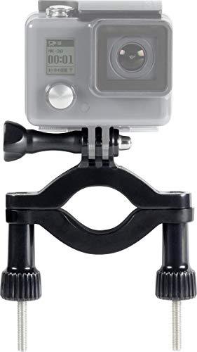 Speedlink Action-Cam-Befestigung - Bar Mount for GoPro Fahr - und Motorräder schwarz (Generalüberholt)