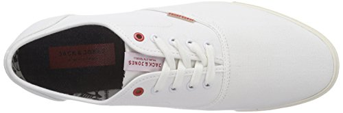 Jack & Jones Jjspider, Baskets Basses Homme Blanc (Bright White)