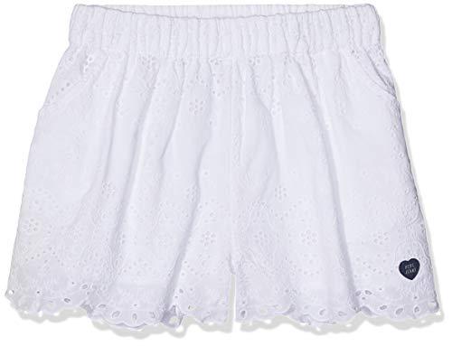 Pepe jeans evelyn pantaloncini da bagno, bianco (white 800), 15-16 anni (taglia produttore: 16) bambina