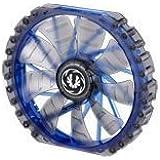 BitFenix Spectre PRO BFF-LPRO-23030B-RP Ventilateur avec LED Bleu pour boitier 230 mm Noir