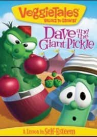 Veggie Tales Dave and the Giant Pickle Region 2