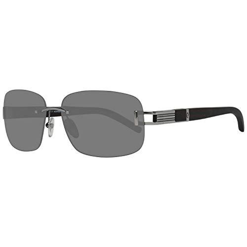 Montblanc Sonnenbrille Herren Grau
