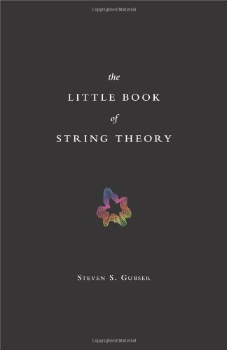 The Little Book of String Theory (Science Essentials)