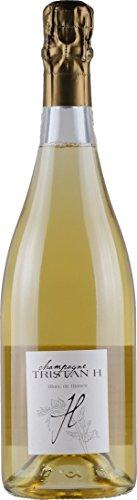 Tristan Hyest Champagne Blanc De Blanc Extra Brut