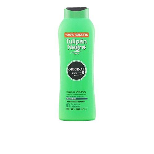 Tulipán Negro Original Bagnoschiuma - 720 ml