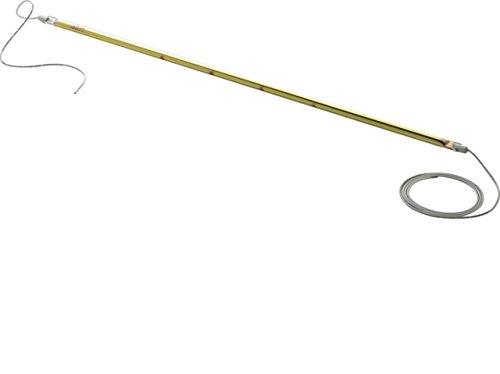 AEG ESR 2024, Goldröhre für Infrarot-Heizstrahler IR Comfort 2024, 2024 H und 6024, Hocheffiziente Qualitäts-Goldröhre mit hoher Lebensdauer, Schockresistent, 229977