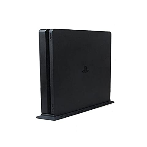 Kabalo Porte-support vertical pour support de console pour Sony PlayStation PS4 Slim base noire