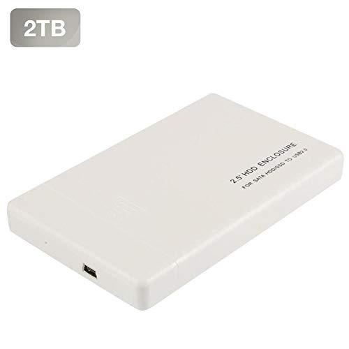 Usb-sti (Festkörper-SSD-tragbare Mobile Hochgeschwindigkeitsfestplatte 2,5-Zoll-Festplattengehäuse 500 GB 1 TB 2 TB SATA3.0 6 GB Übertragungsfestplatte (extern))