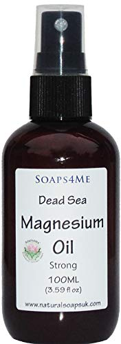 ATTIS - Spray huile au magnésium de la mer morte - FORT - 100ml