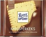 Ritter Sport Lait Biscuit