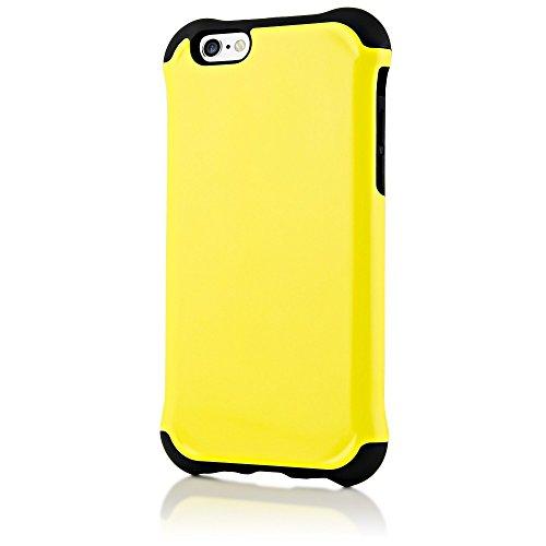 delightable24 Extrem Schutz ARMOR TPU & PC Hybrid Schutzhülle für Apple iPhone 6 / 6S - Rot Gelb