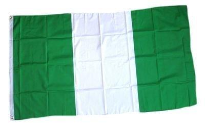 Nigeria Fahne 150 x 90cm