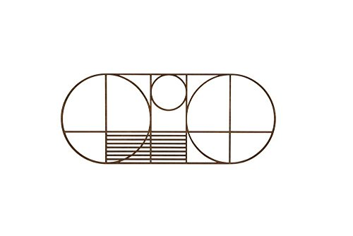 Ferm Living Outline Trivet - Oval