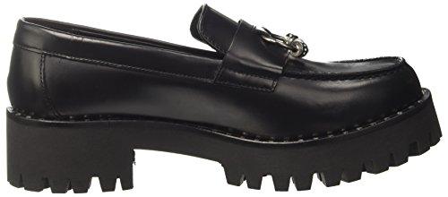 Cult Slayer Low 1830, Mocassins (loafers) femme Noir (Black)