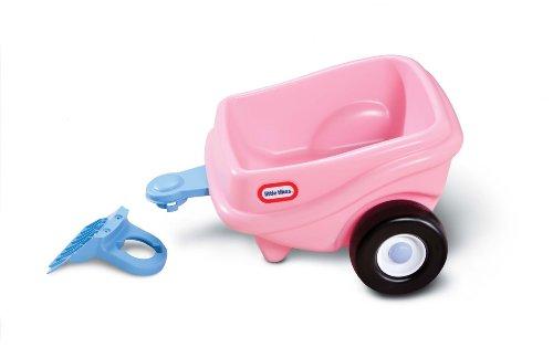 little tikes 621451E3X1 LT Cozy Coupe Anhänger, rosa