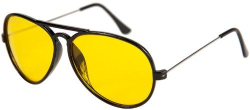 Pilotenbrille Nachtsicht