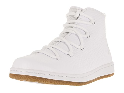 Nike Jordan Galaxy, espadrilles de basket-ball homme Blanc