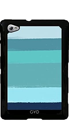 Coque pour Samsung Galaxy Tab P6800 - Summerpatterns Rayées Fraîches by UtArt