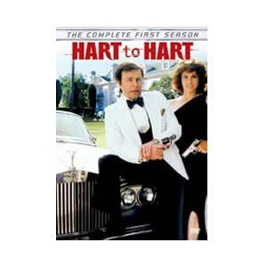 Hart To Hart: The Complete First Season (DVD Boxset)