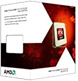 AMD FX6300 Black Edition 6 Core (3.5/4.1GHz, 8MB Level 3 Cache, 6MB Level 2 Cache, Socket AM3+, 95W, Retail Boxed)