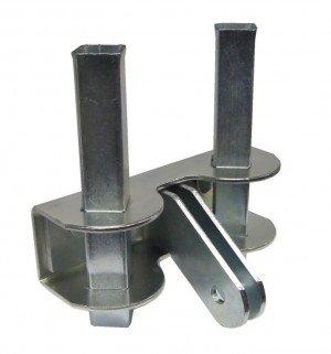 Preisvergleich Produktbild Twinny Load Stabilisierungsbuchse verstellbar von 50-150mm variabel