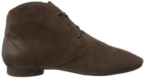 Think! Damen Guad Desert Boots Braun (Schoko 45)