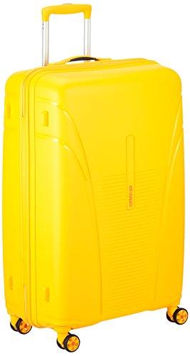 American Tourister Skytracer Valise 4 Roues, 78 cm, 94 L, Saffron Yellow