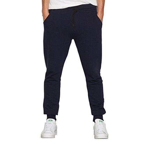 Eleven Paris Uomo Pantaloni Romy Taglia 3 Blu
