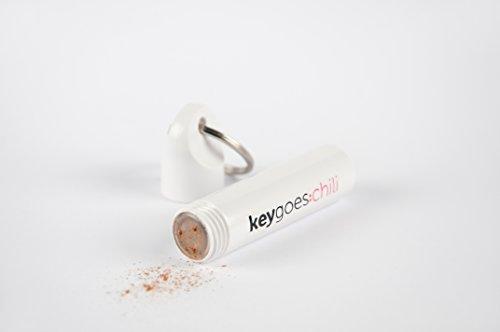 keygoeschili-white-plastic-chilli-shaker-keychain-comes-with-the-the-hottest-spicy-chilli-carolina-r