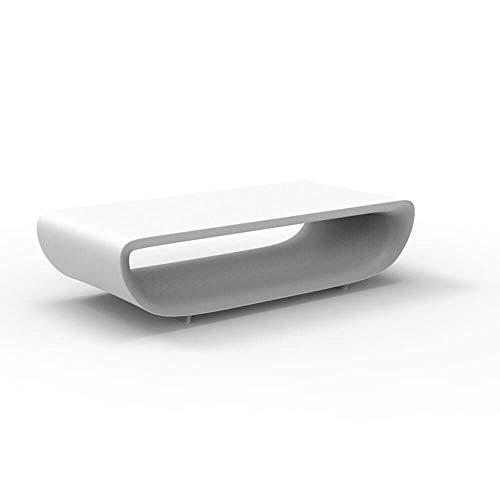 Vondom Bum Bum table basse pour l'extérieur blanche