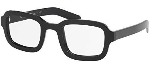Ray-Ban Herren 0PR 16VV Brillengestelle, Blau (Black), 49.0