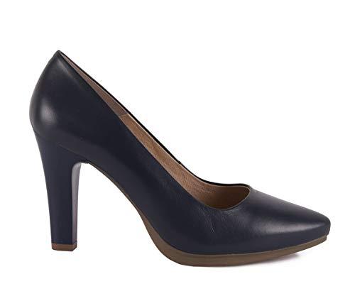 Chamby 4330 -Zapatos Salon Tacon Alto Plantilla