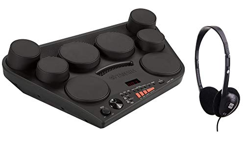Yamaha DD-75 E-Drum Set (inkl. Kopfhörer & Netzteil) schwarz