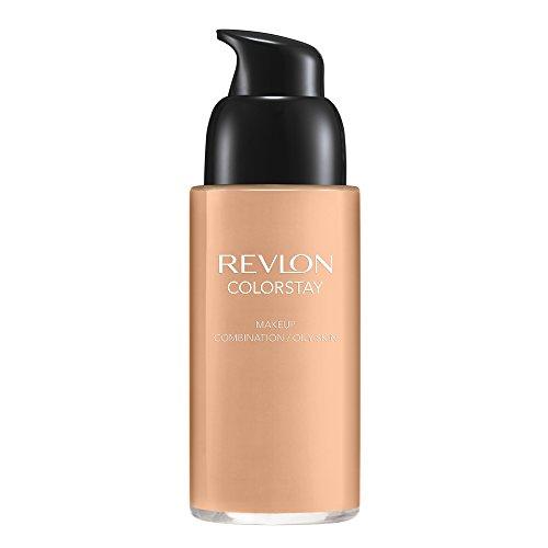 Revlon ColorStay Makeup 30ml - Medium Beige Ölige/Mischhaut (Control Shine Und Schutz)